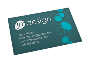 JM Design - Business Card