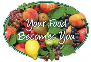 Robin Whitlow - Your Food Becomes You - Fruit
